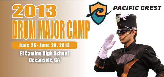 Registration Open: Drum Major Camp