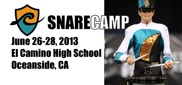 Registration Open: Snare Camp