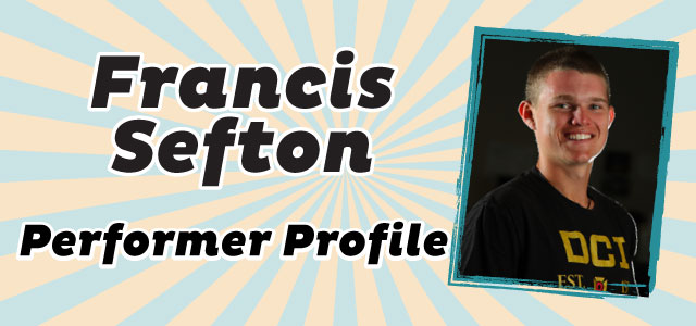 Performer Profile: Francis Sefton