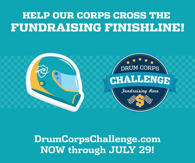 Support PC in the DCI Drum Corps Challenge
