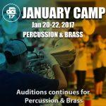 Registration Open: February Camp