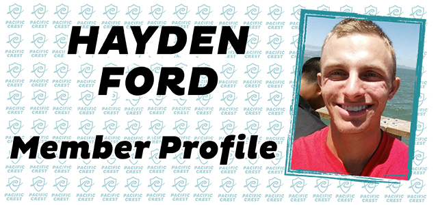 Performer Profile: Hayden Ford