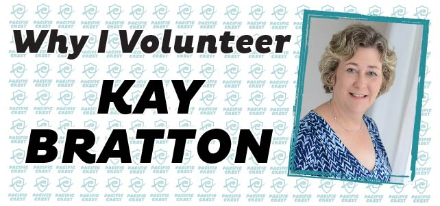 Why I Volunteer: Kay Bratton