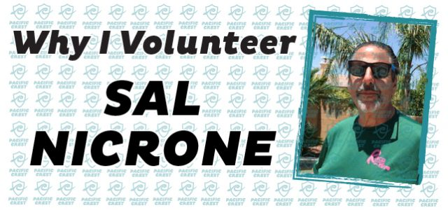 Why I Volunteer: Sal Nicrone